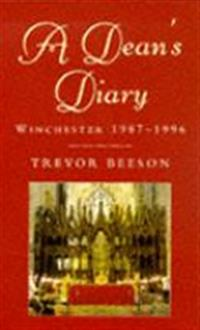 A Dean's Diary: Winchester 1987 to 1996