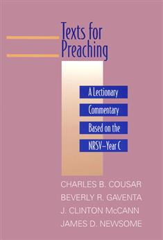 Texts for Preaching, Year C