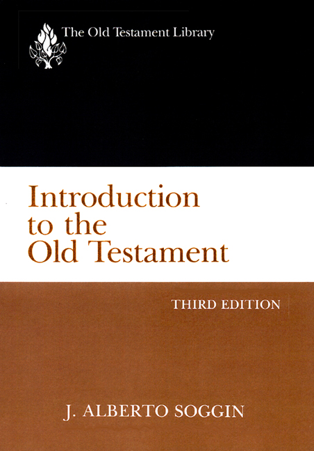 Introduction to the Old Testament, Third Edition (1989)