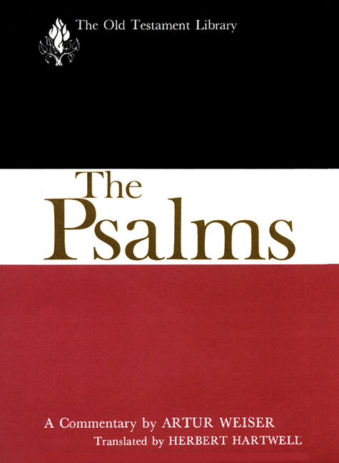 The Psalms (1962)
