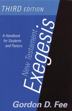 New Testament Exegesis, Third Edition