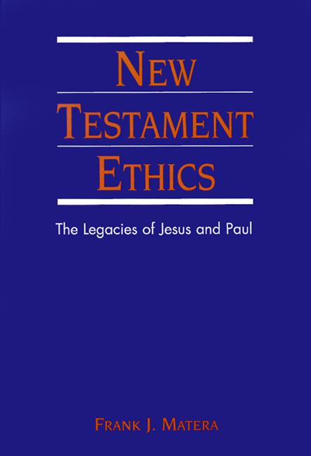 New Testament Ethics