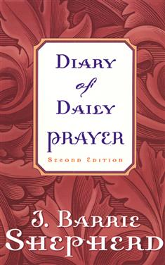 Diary of Daily Prayer, Second Edition