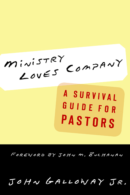 Ministry Loves Company