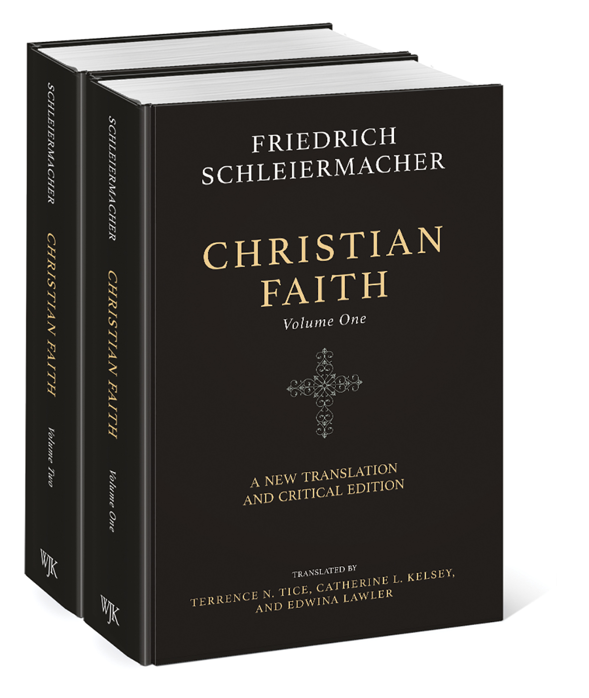 Christian Faith (Two-Volume Set)