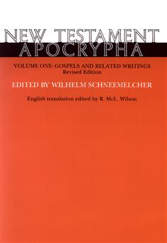 New Testament Apocrypha, Volume 1, Revised Edition