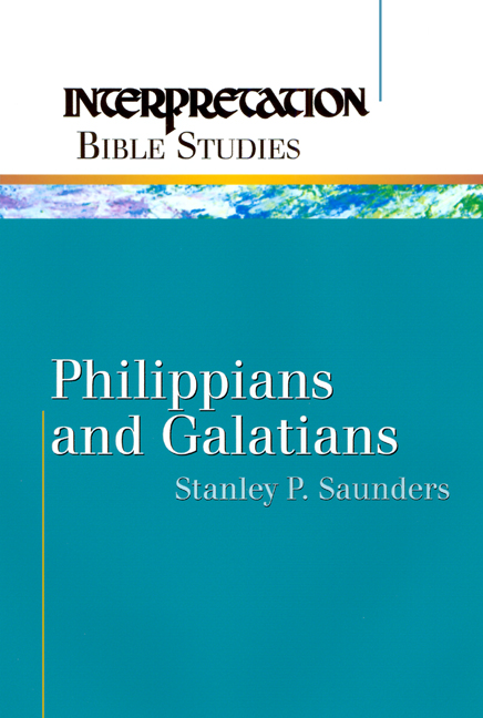 Philippians and Galatians