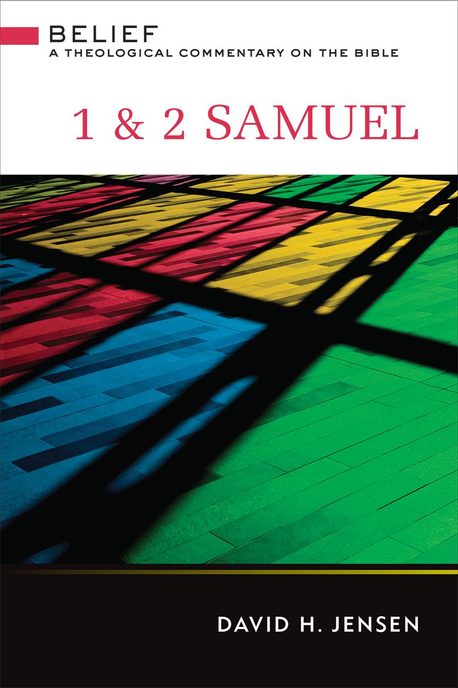 1 2 Samuel Hardback