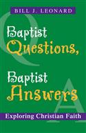 Baptist Questions, Baptist Answers