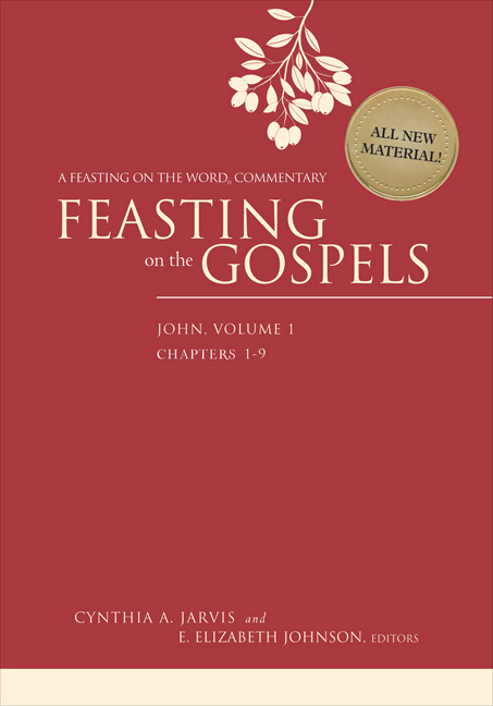 Feasting on the Gospels--John, Volume 1
