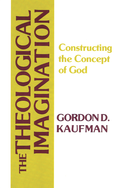 The Theological Imagination