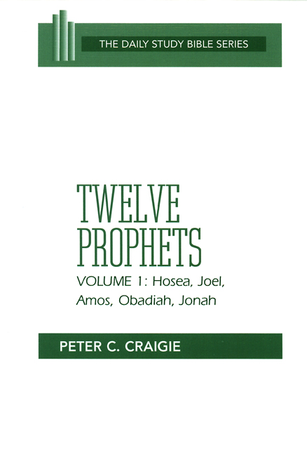 Twelve Prophets, Volume 1, Revised Edition