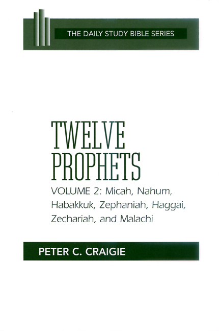 Twelve Prophets, Volume 2, Revised Edition