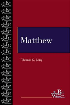 a paper on the gospel of matthew Read gospel of matthew free essay and over 88,000 other research documents gospel of matthew the stories in the gospel of mathew focus on the life of jesus.