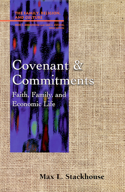Covenant and Commitments