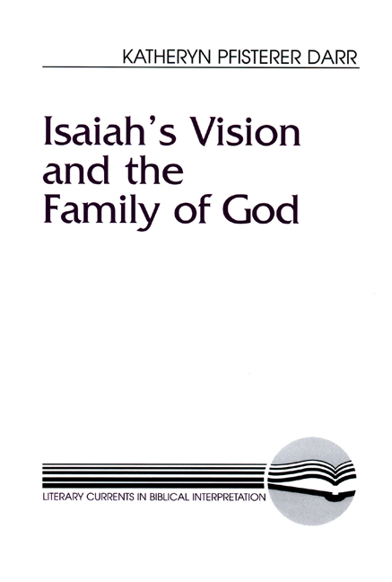 Isaiah's Vision and the Family of God