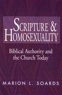 Scripture and Homosexuality