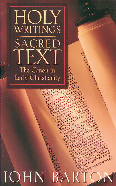 Holy Writings, Sacred Text