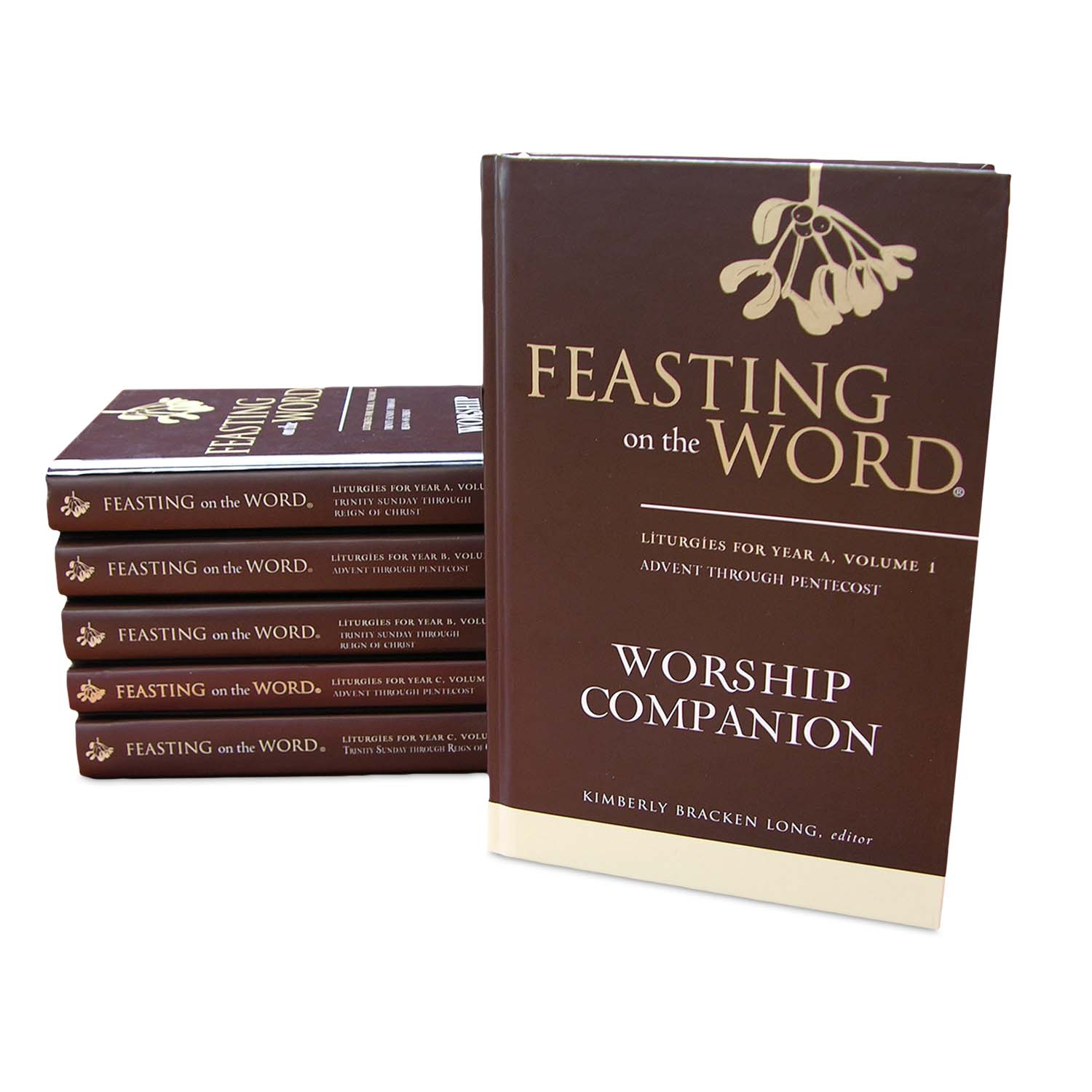Feasting on the Word Worship Companion Complete Six-Volume Set