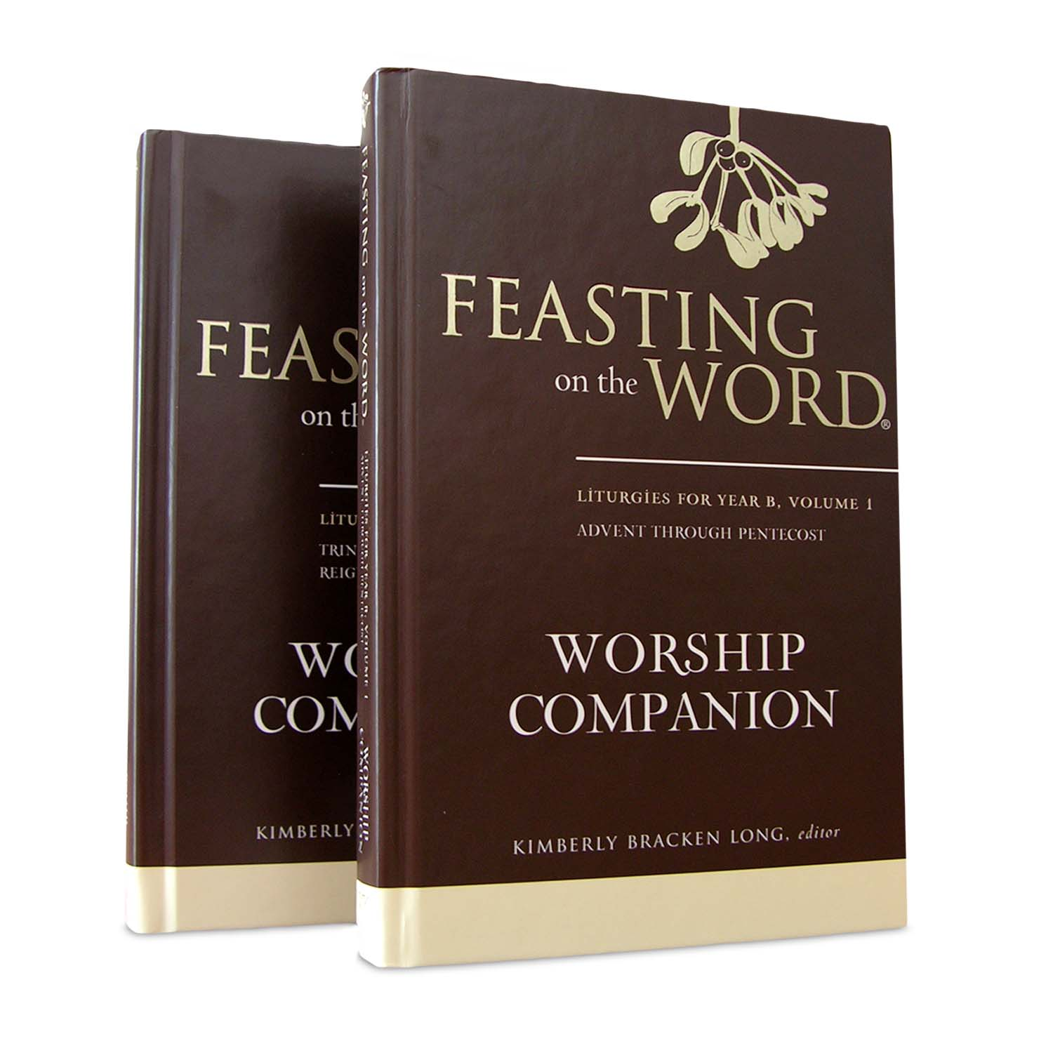 Feasting on the Word Worship Companion, Year B - Two-Volume Set