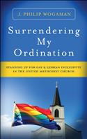 Surrendering My Ordination