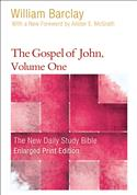 The Gospel of John, Volume One-Enlarged