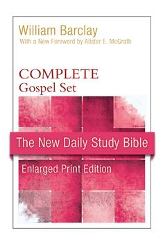 New Daily Study Bible, Gospel Set