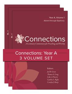 Connections Year A, Three-Volume Set
