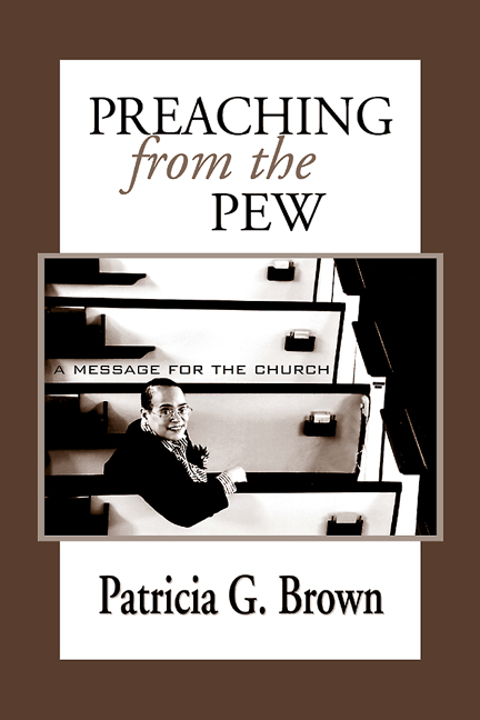 Preaching from the Pew