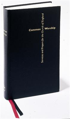 Common Worship Main Volume: Hardback Black