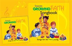 Seasons Growing Faith CD and Songbook
