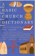 A Basic Church Dictionary