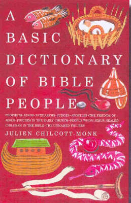 Basic Dictionary of Bible People