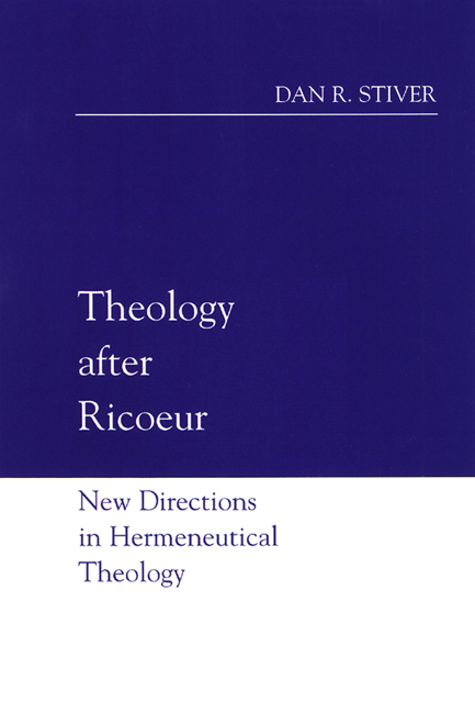 Theology after Ricoeur