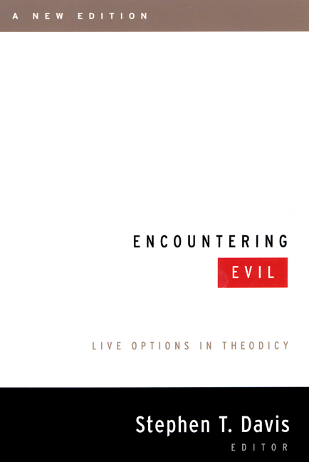 Encountering Evil, A New Edition
