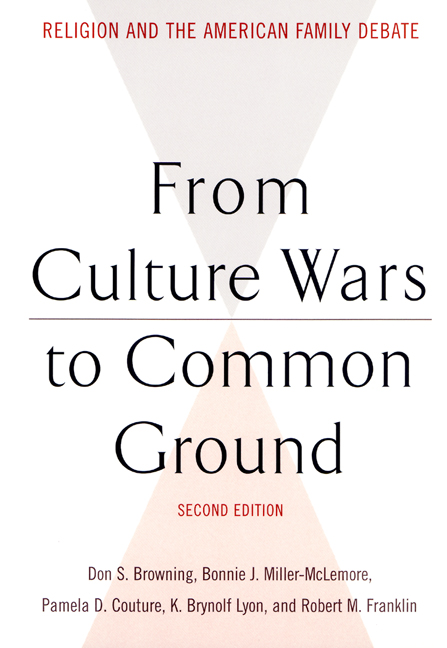 From Culture Wars to Common Ground, Second Edition