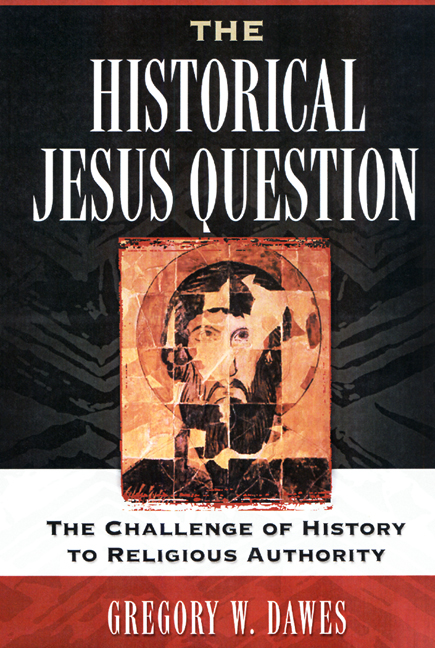 The Historical Jesus Question