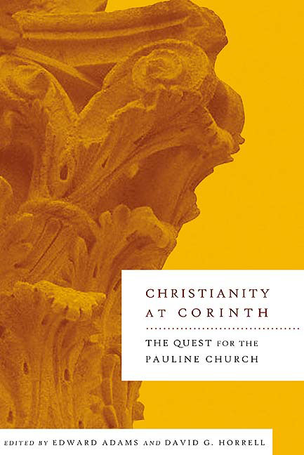 Christianity at Corinth