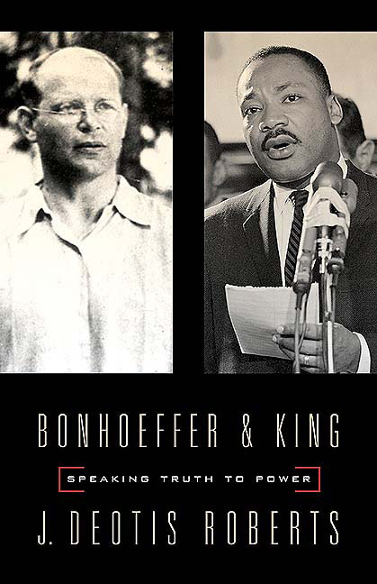 Bonhoeffer and King