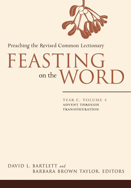 Feasting on the Word: Year C, Vol. 1
