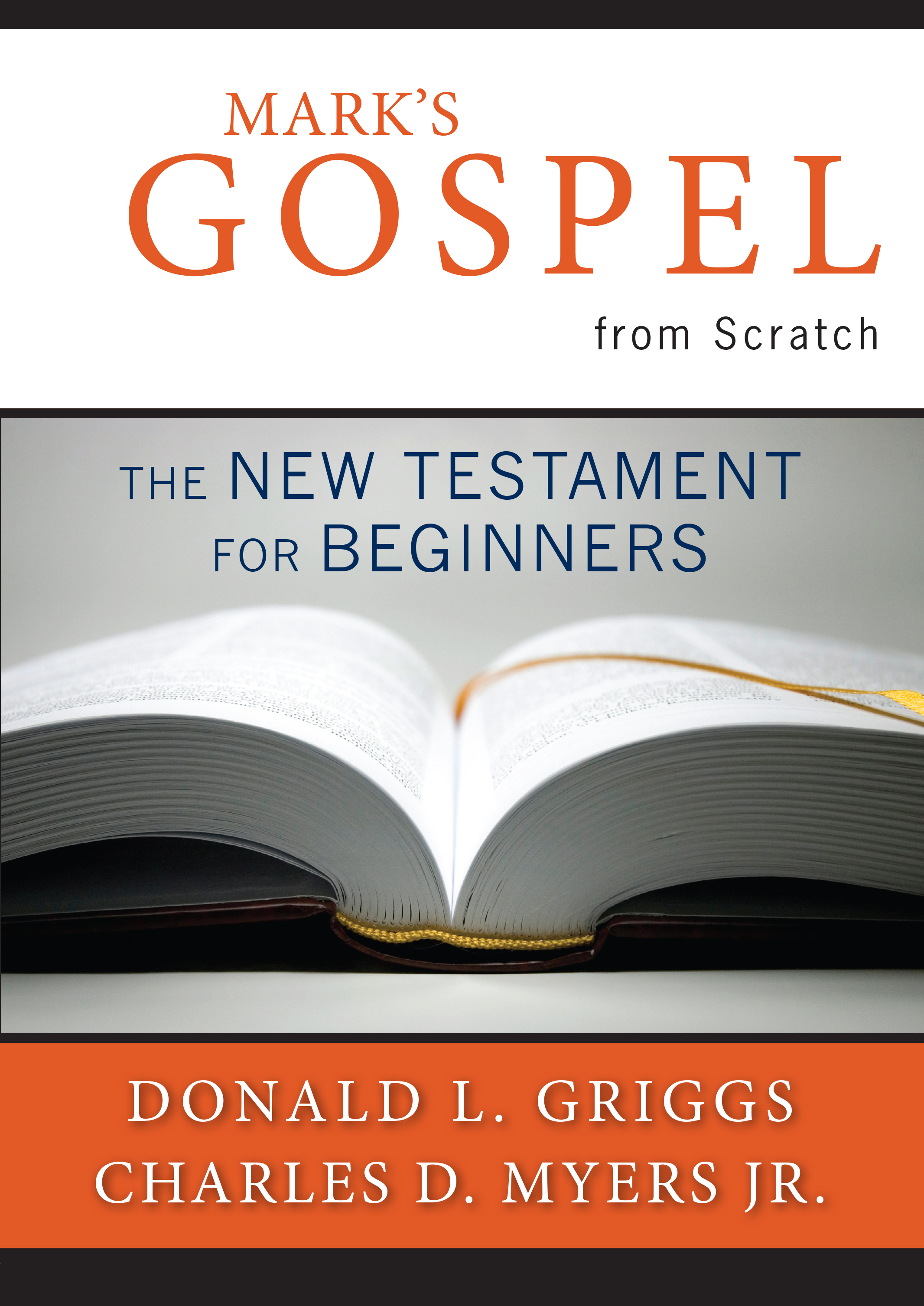 Mark's Gospel from Scratch