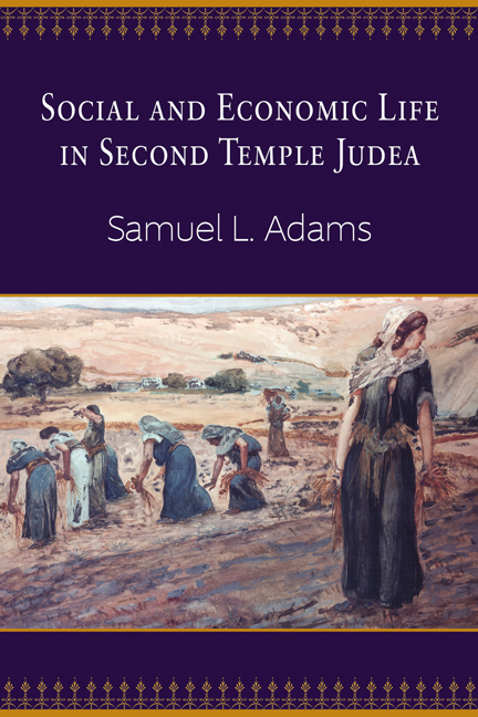 Social and Economic Life in Second Temple Judea