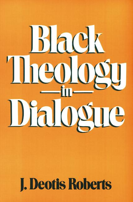 Black Theology in Dialogue