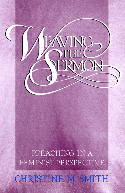 Weaving the Sermon