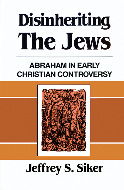 Disinheriting the Jews