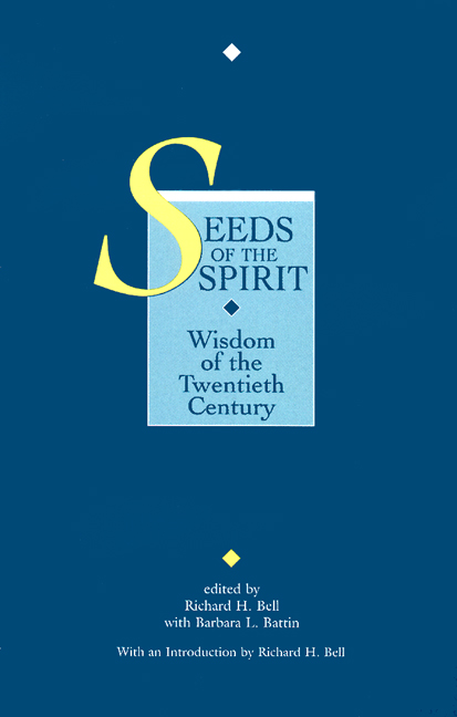 Seeds of the Spirit