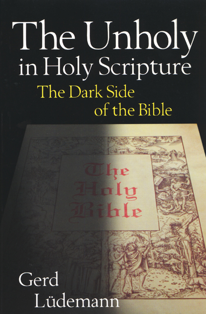 The Unholy in Holy Scripture