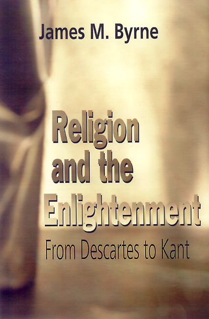 Religion and the Enlightenment
