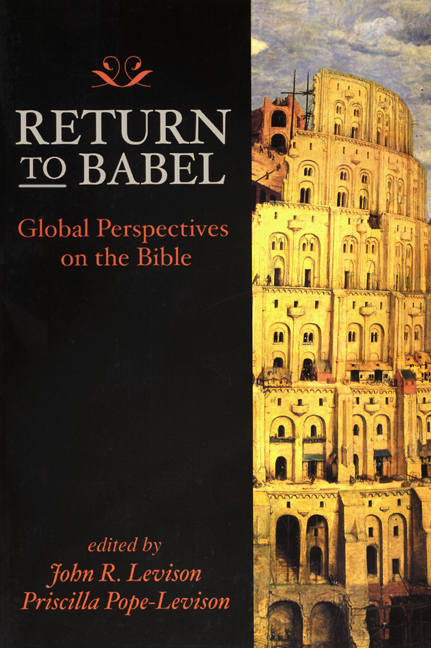 Return to Babel
