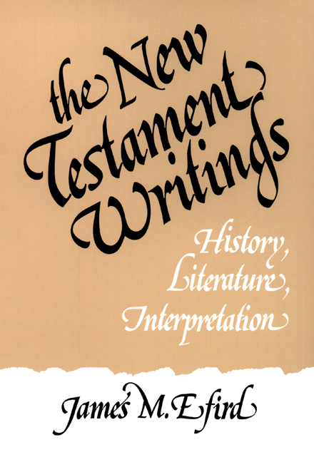 The New Testament Writings